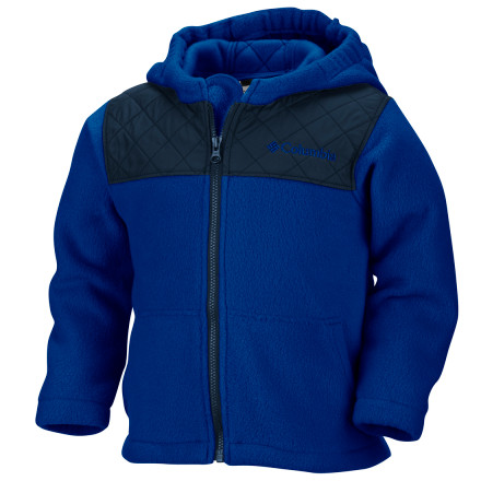 photo: Columbia Carson Cutie Jacket fleece jacket