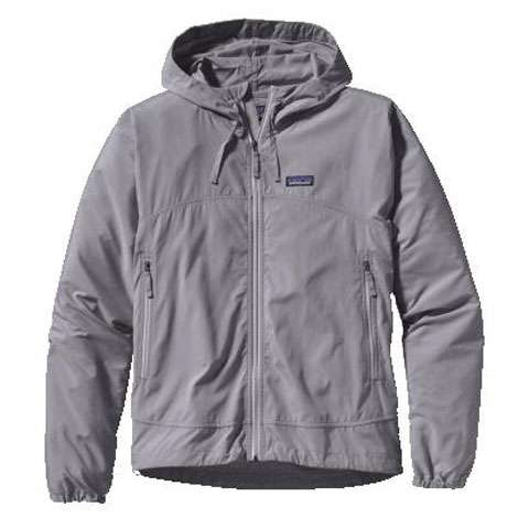 photo: Patagonia Men's First Sun Jacket wind shirt