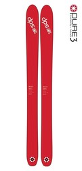 DPS Skis Lotus 124 Spoon Pure3