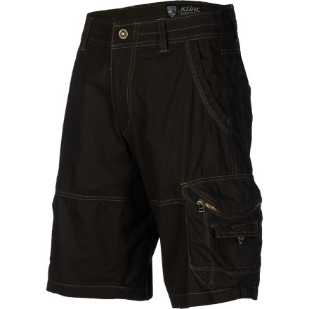 photo: Kuhl Ambush Cargo hiking short