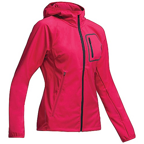 Icebreaker Gust Long Sleeve Zip Hood