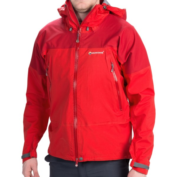 photo: Montane Venture Jacket waterproof jacket