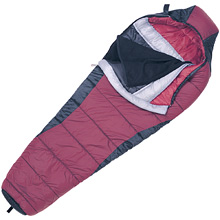 photo: Wenger Santa Rosa 3-season synthetic sleeping bag