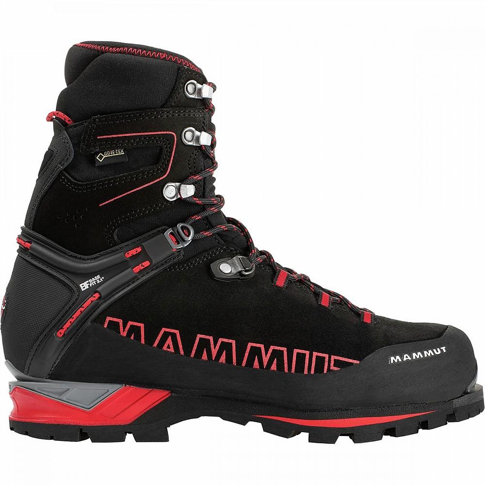 photo: Mammut Magic Guide High GTX mountaineering boot