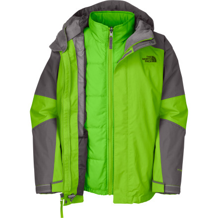 The North Face Traece Triclimate Jacket