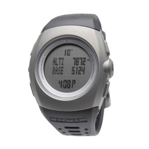 photo: Highgear Altis TI altimeter watch