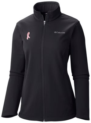 Columbia Tested Tough in Pink Softshell II