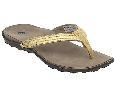 photo: Columbia Orla Flip Leather flip-flop