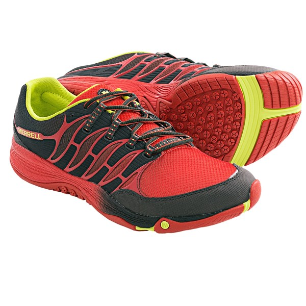 photo: Merrell Men's All Out Fuse trail running shoe