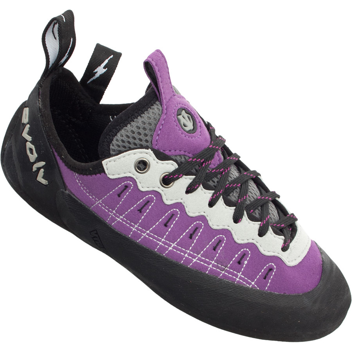photo: evolv Elektra Lace climbing shoe