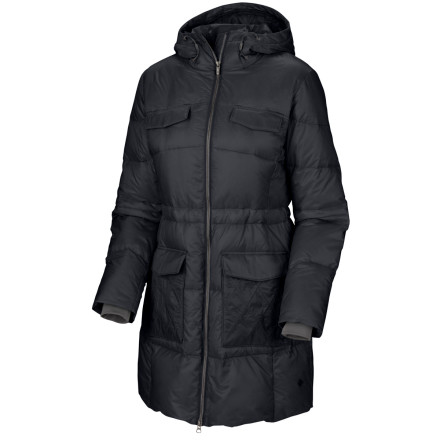 photo: Columbia Main Street Down Jacket down insulated jacket