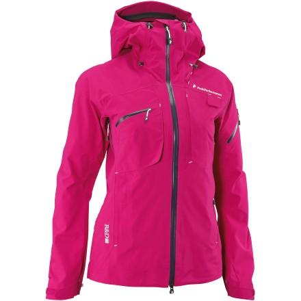 photo: Peak Performance Women's Heli Alpine Jacket waterproof jacket