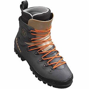 photo: Scarpa Alpha mountaineering boot