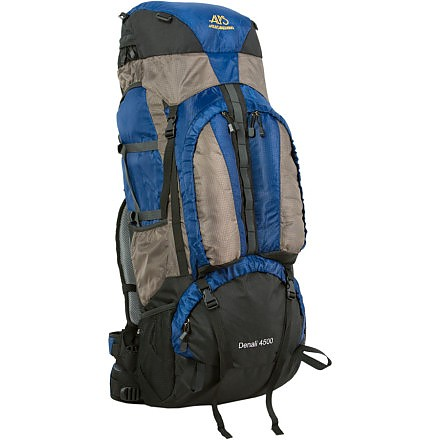 photo: ALPS Mountaineering Denali 4500 expedition pack (70l+)