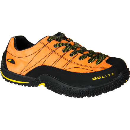 photo: GoLite Lime Lite XT trail shoe
