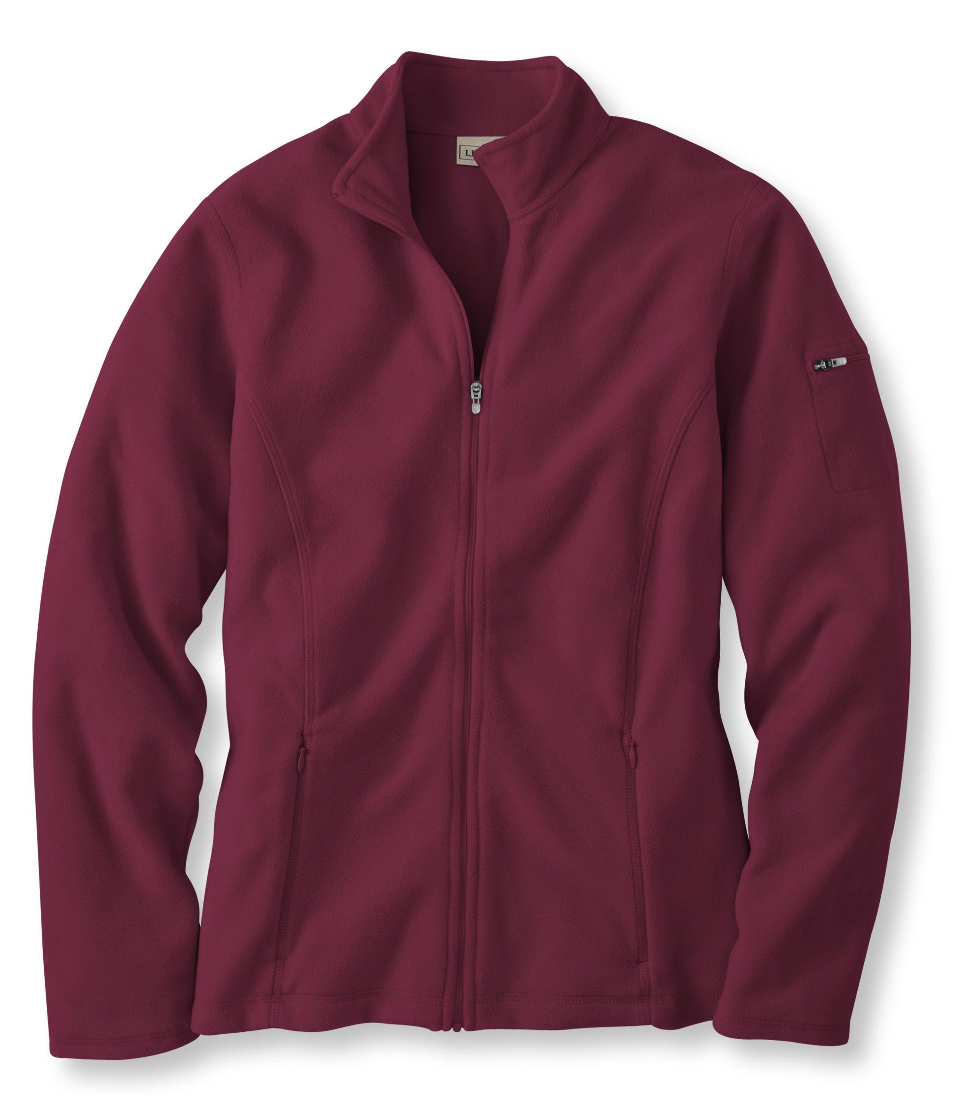 L.L.Bean Fitness Fleece, Jacket