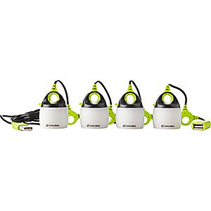Goal Zero Light-A-Life Mini Quad Light Set