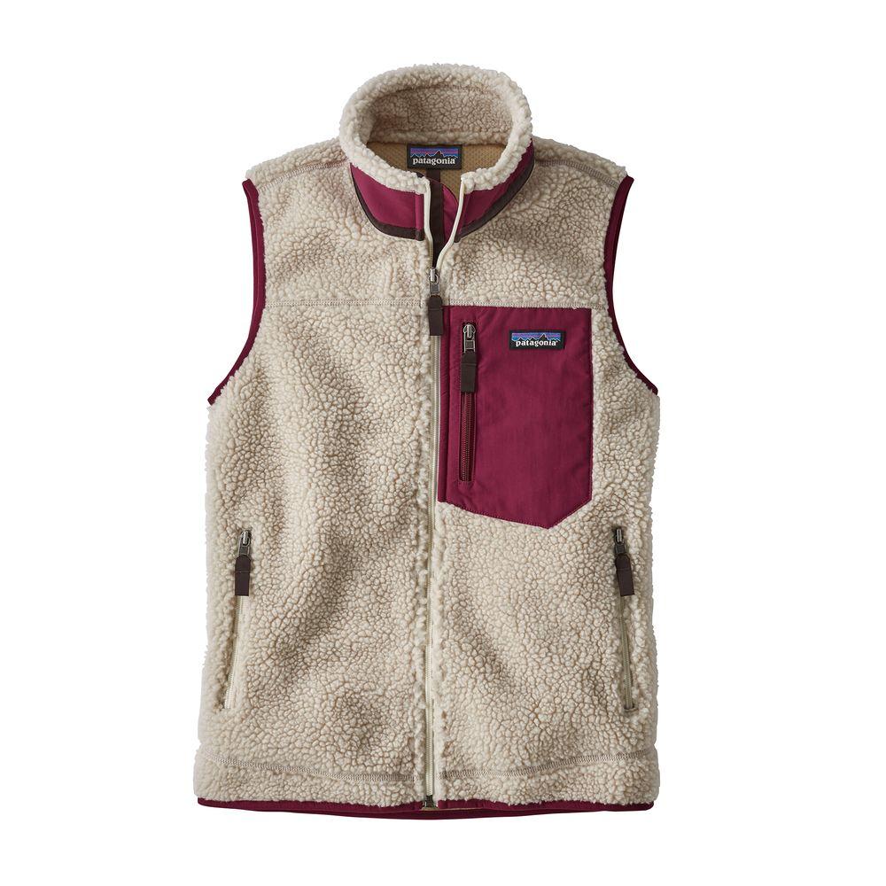 photo: Patagonia Women's Classic Retro-X Vest fleece vest