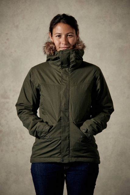 photo: Rab Haven Parka synthetic insulated jacket