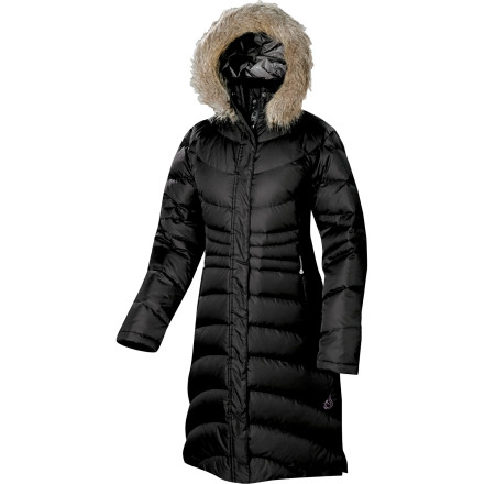 photo: Isis Snow Queen Coat down insulated jacket
