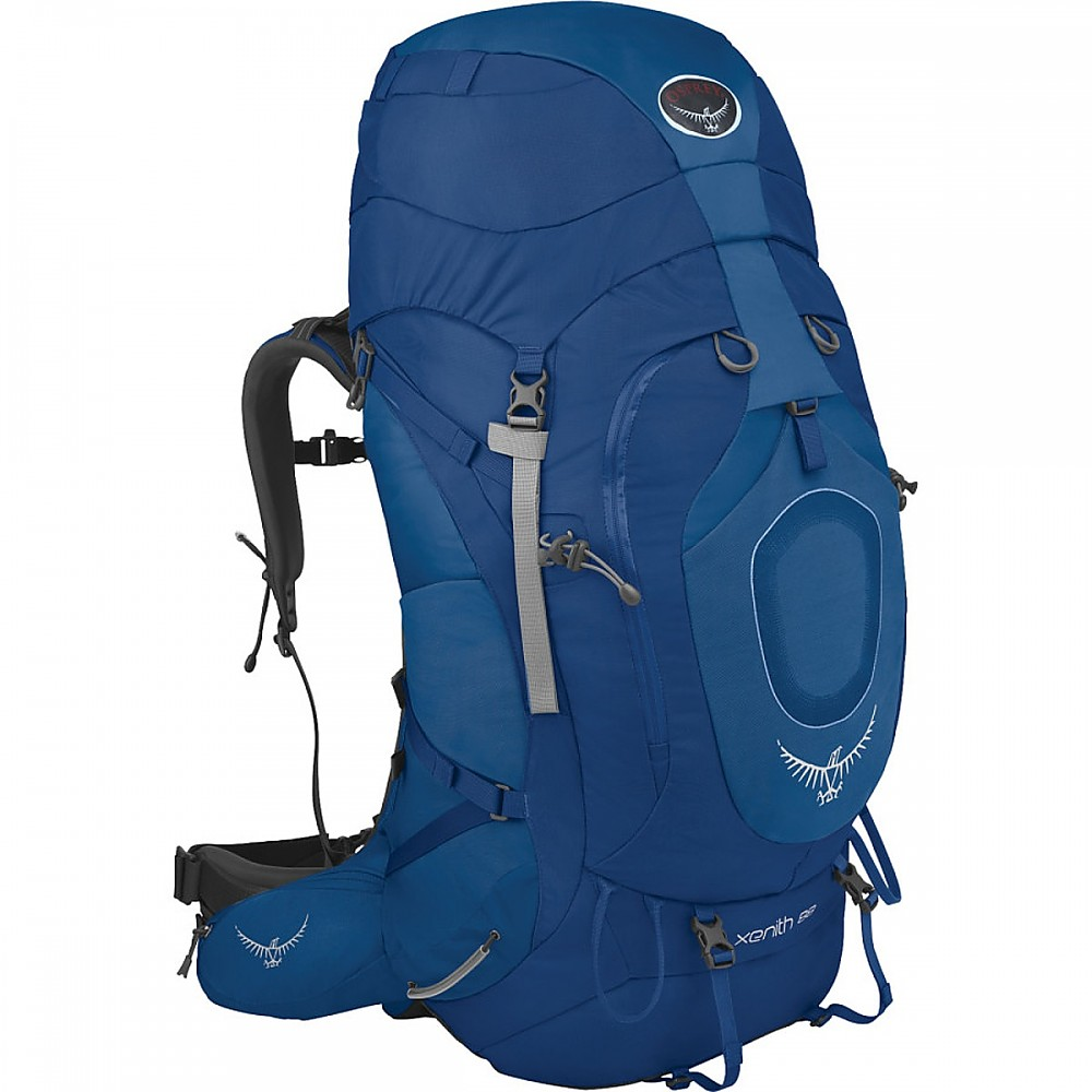 photo: Osprey Xenith 88 expedition pack (70l+)