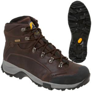 photo: La Sportiva Typhoon GTX backpacking boot