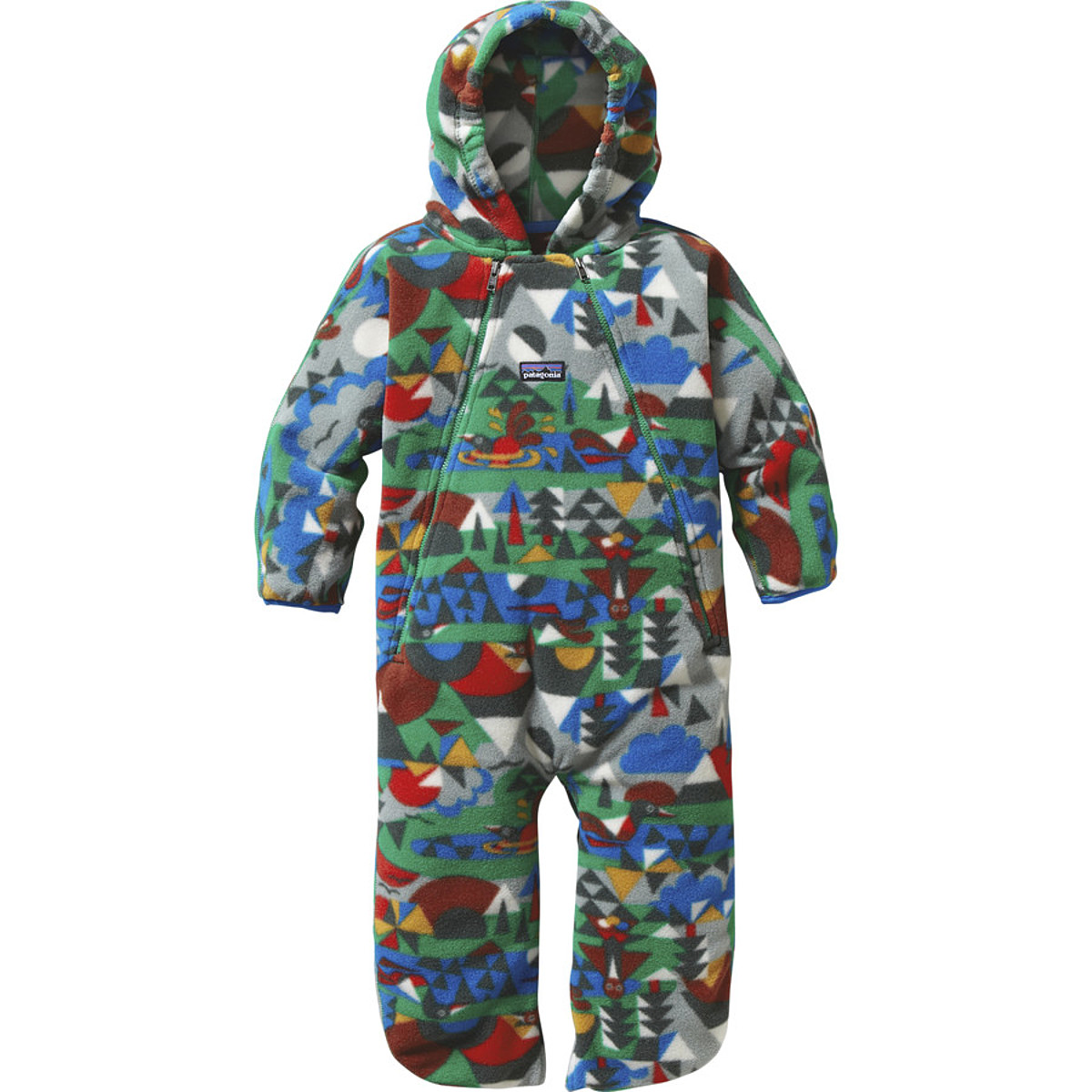 photo: Patagonia Infant Synchilla Bunting kids' snowsuit/bunting