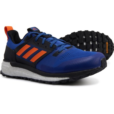 photo: Adidas Supernova trail running shoe