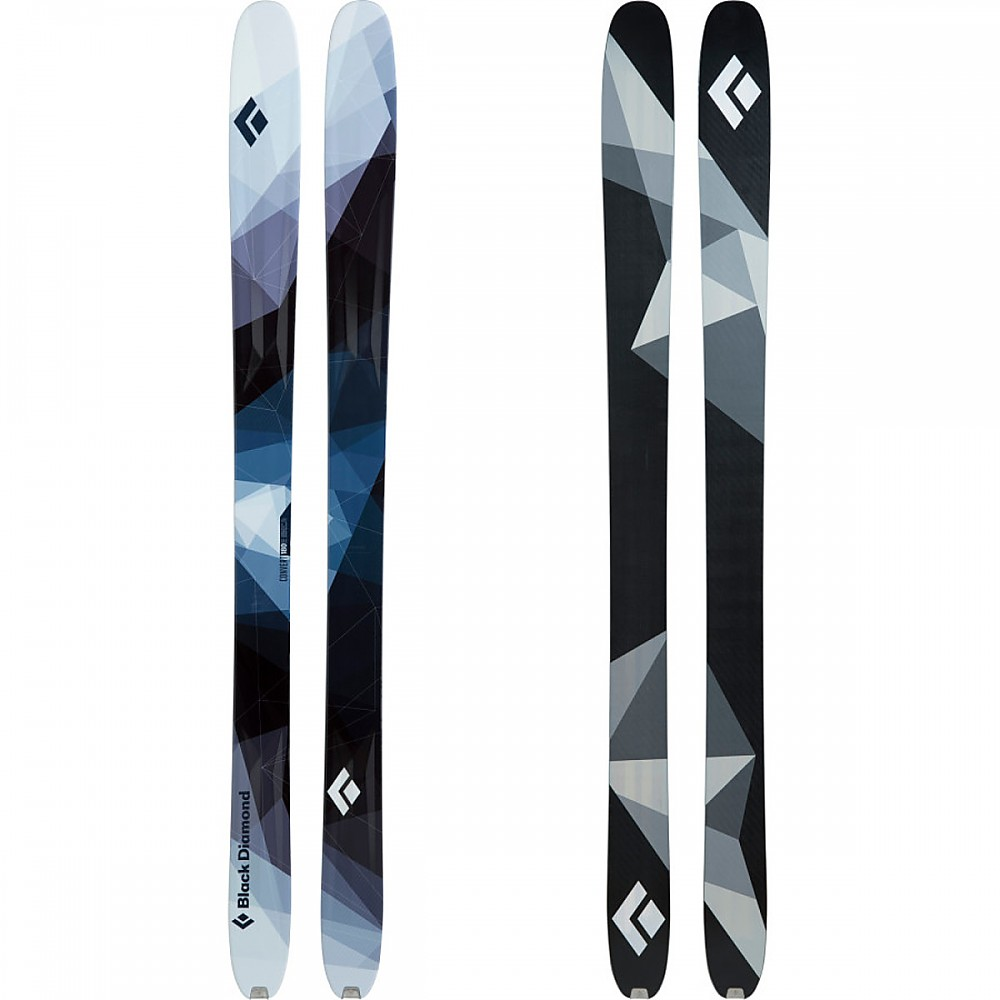 photo: Black Diamond Convert Ski alpine touring/telemark ski
