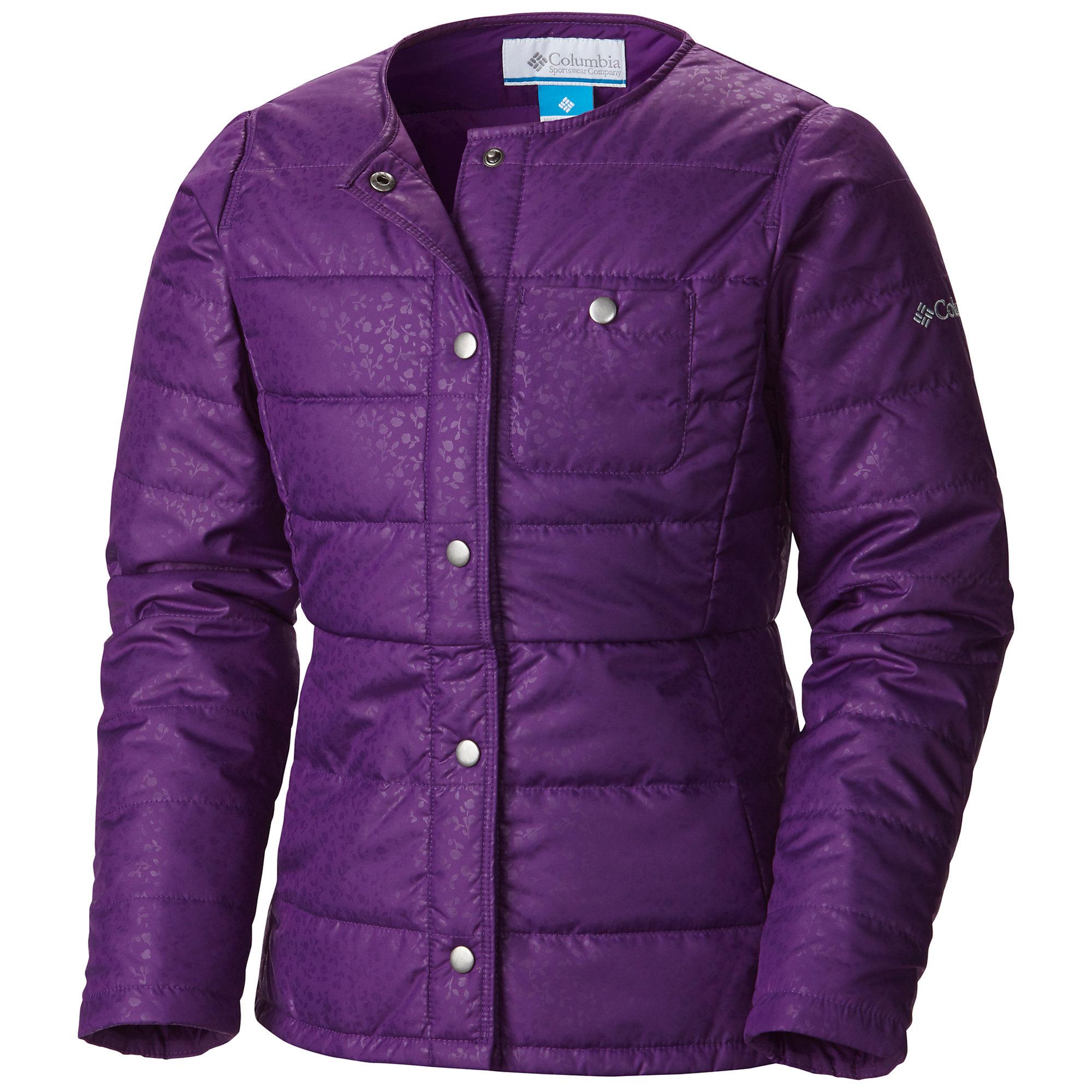 photo: Columbia Agent Ella Jacket synthetic insulated jacket