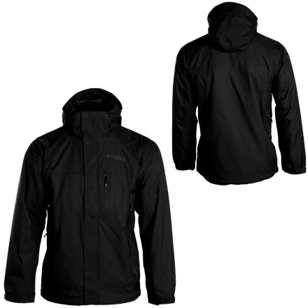 photo: Columbia Berkner Rise Parka component (3-in-1) jacket