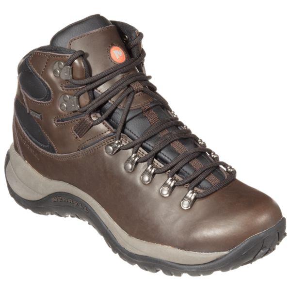 photo: Merrell Reflex Waterproof Mid hiking boot