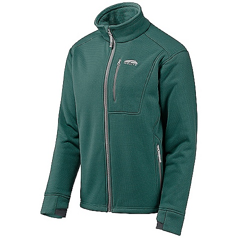 photo: GoLite Men's Sawtooth Polartec Jacket fleece jacket