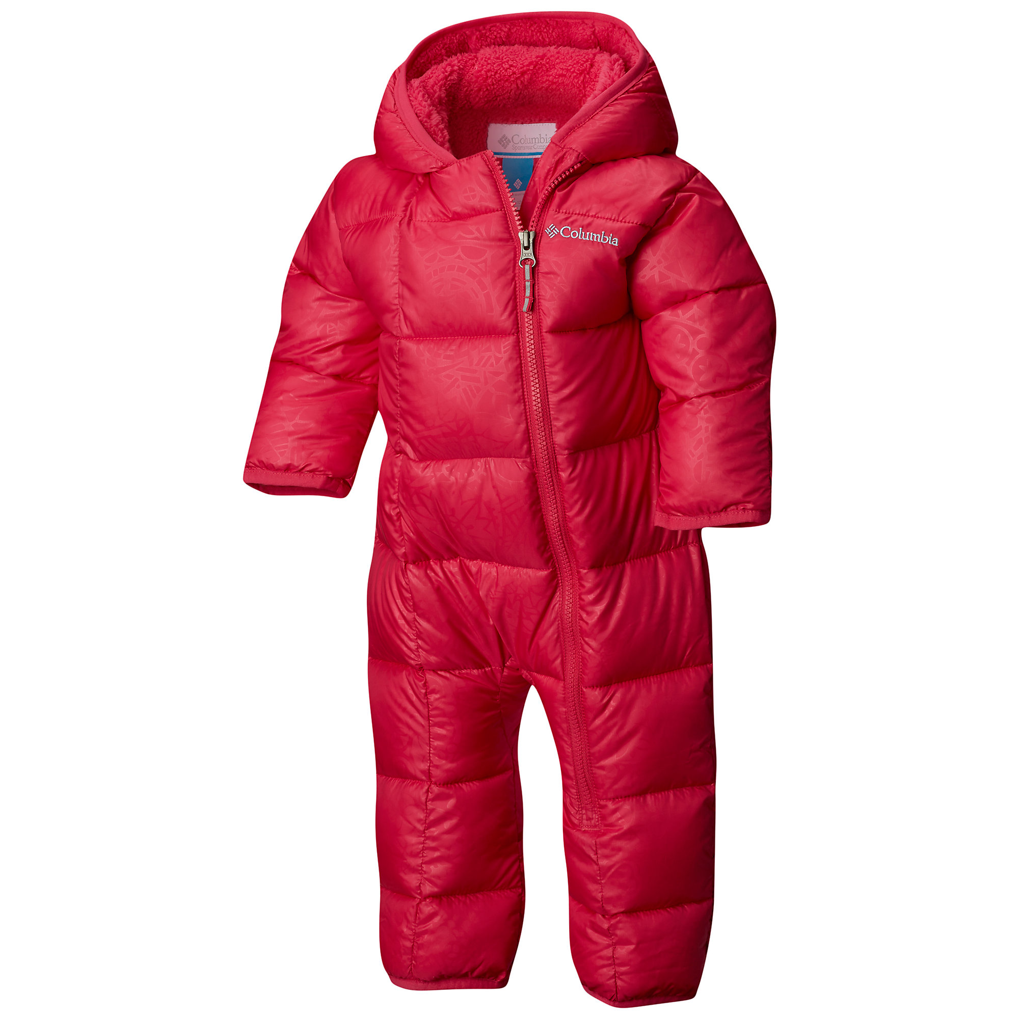 photo: Columbia Frosty Freeze Bunting kids' snowsuit/bunting