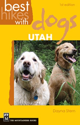 The Mountaineers Books Best Hikes with Dogs: Utah