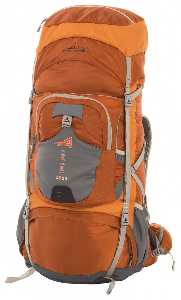 photo: ALPS Mountaineering Red Tail 4900 expedition pack (70l+)