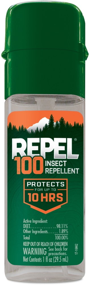 photo: Repel 100 Pump Spray insect repellent