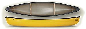 photo: Bell Canoe Prodigy whitewater canoe