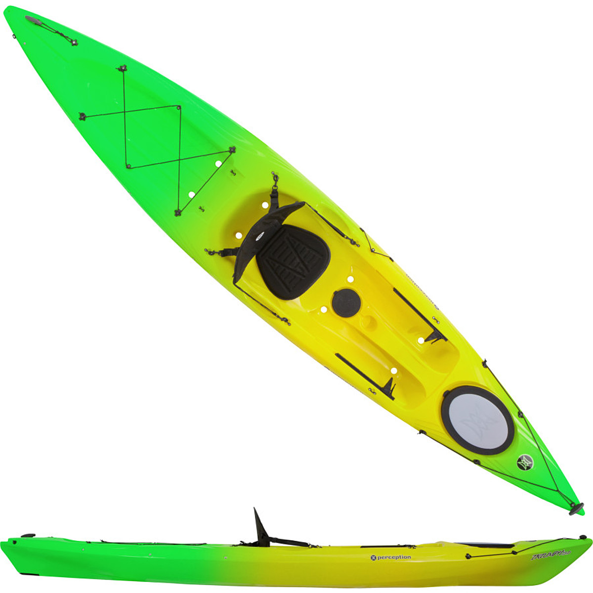 photo: Perception Triumph 13.0 Kayak recreational kayak