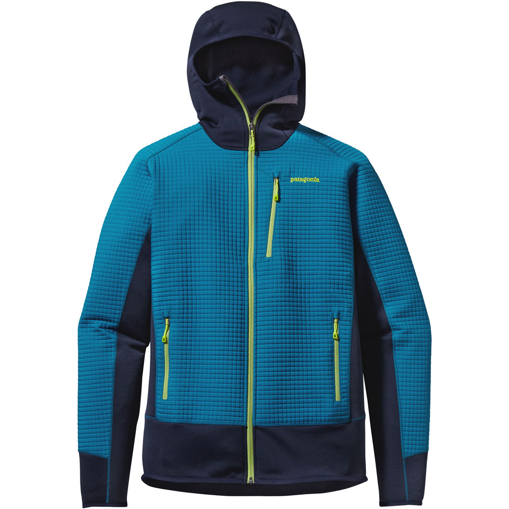 photo: Patagonia Dual Aspect Hoody fleece jacket