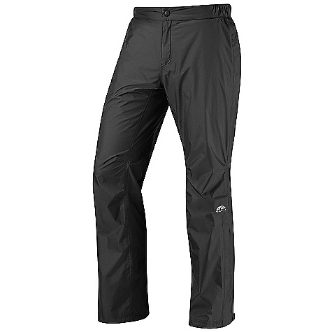 photo: GoLite Men's Currant Mountain Paclite 2-Layer Pant waterproof pant