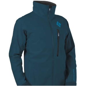 photo: Black Diamond Dawn Patrol Jacket soft shell jacket