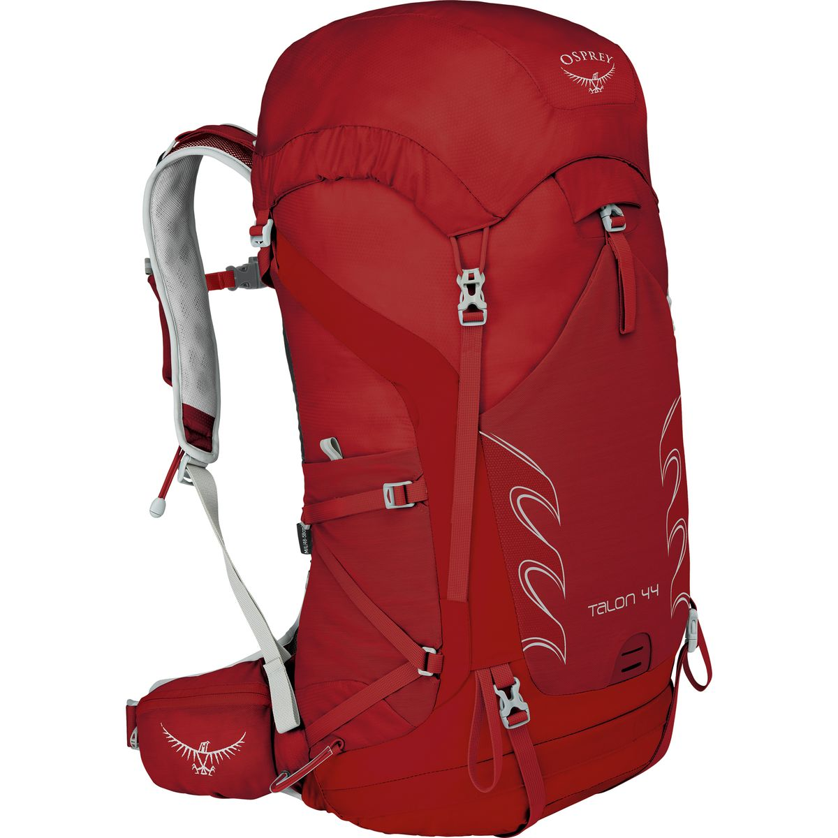 photo: Osprey Talon 44 overnight pack (35-49l)