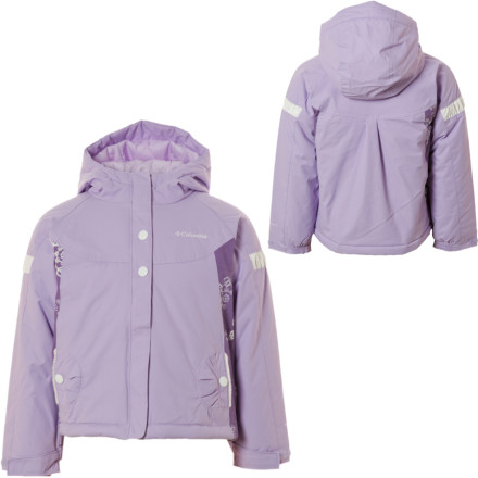 photo: Columbia Ella Graceful Jacket synthetic insulated jacket
