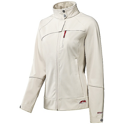 photo: GoLite Granite Creek Trinity Bonded Jacket soft shell jacket