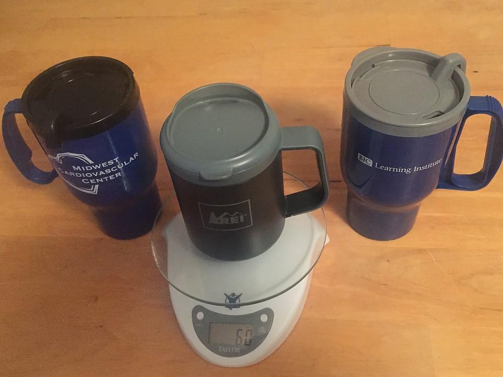 photo: REI Recycled Camp Mug cup/mug