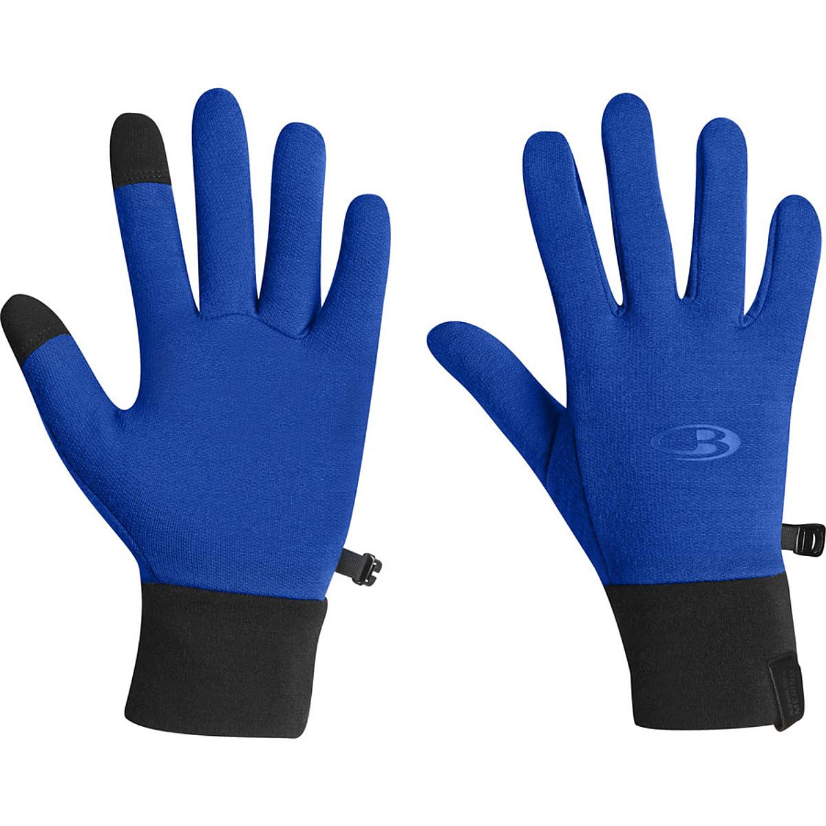 photo: Icebreaker Realfleece Glove fleece glove/mitten