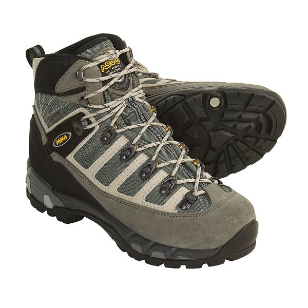 photo: Asolo Women's Power Matic 400 GV backpacking boot