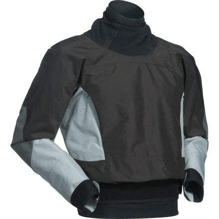 photo: Immersion Research Comp LX Dry Top long sleeve paddle jacket