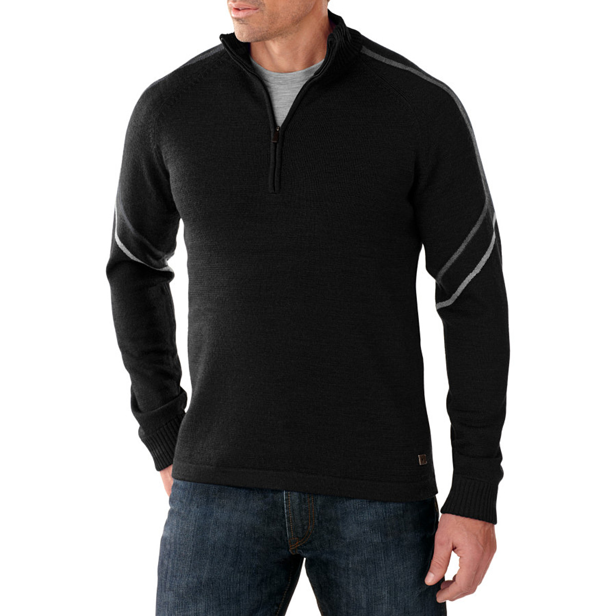 Smartwool Woodland Ranch Half-Zip Sweater